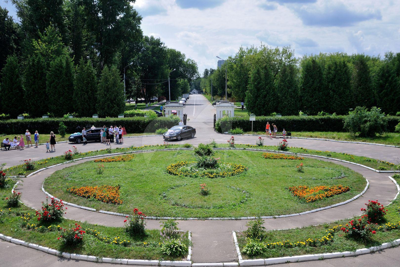 Ограда, усадьба Ивановское, XVIII-XIX вв.