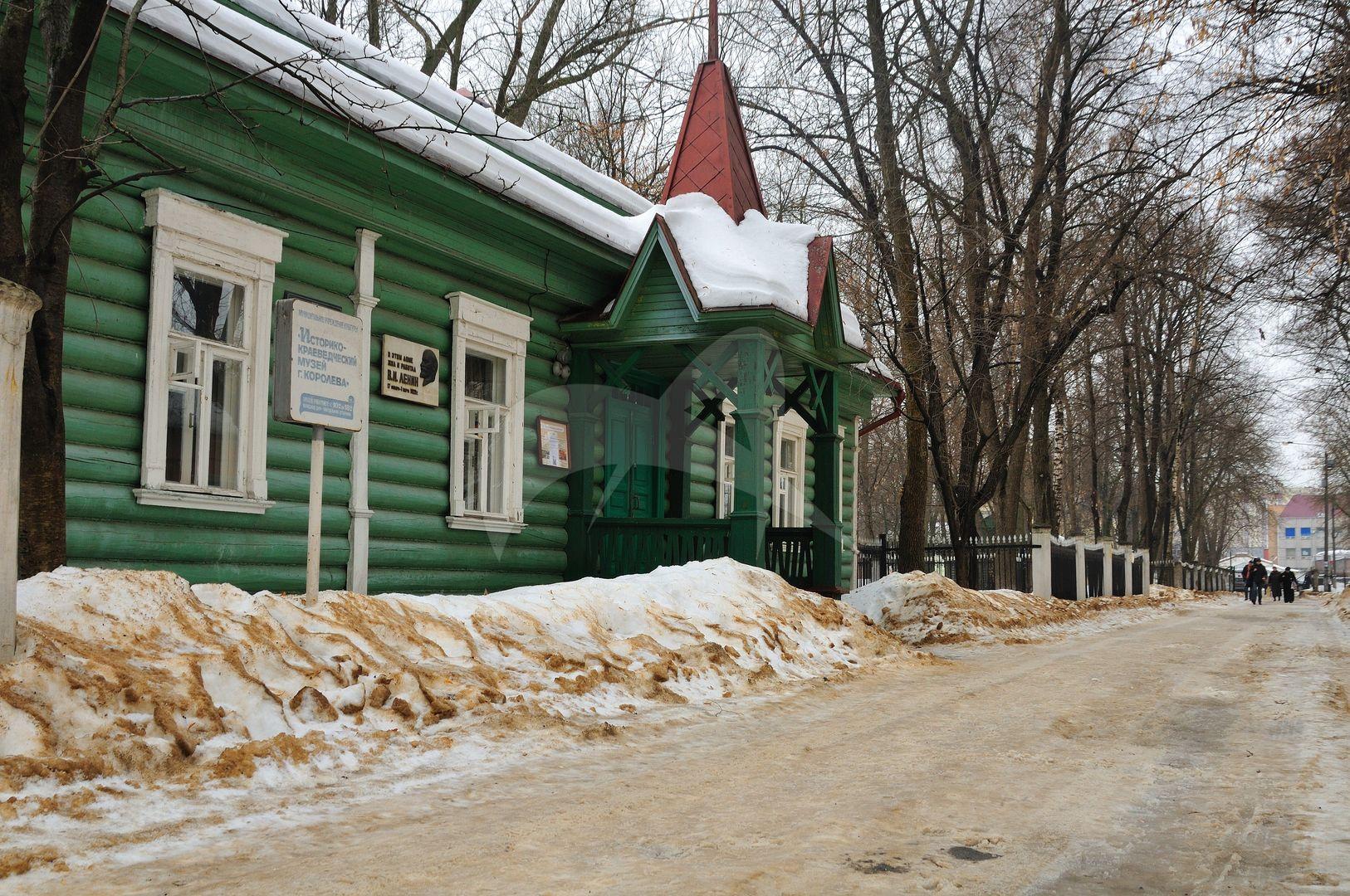 Дом управляющего, усадьба Крафта А.Н. «Костино», нач. ХХ в.
