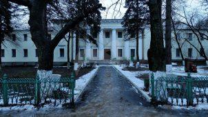 Здание театра, 1810 г., усадьба Пехра-Яковлевская