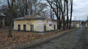 Домик-кордегардии, усадьба Горенки, ХVIII в.