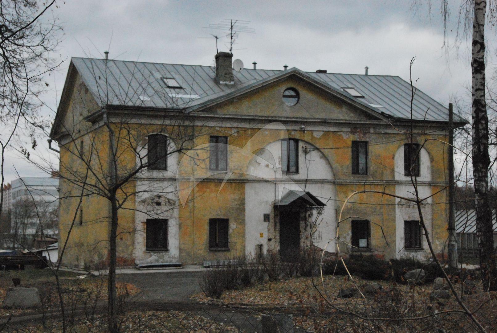 Служебный корпус, усадьба Горенки, ХVIII в.