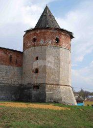 Тайницкая (Юго-западная) башня, XVI в., Ансамбль Зарайского кремля