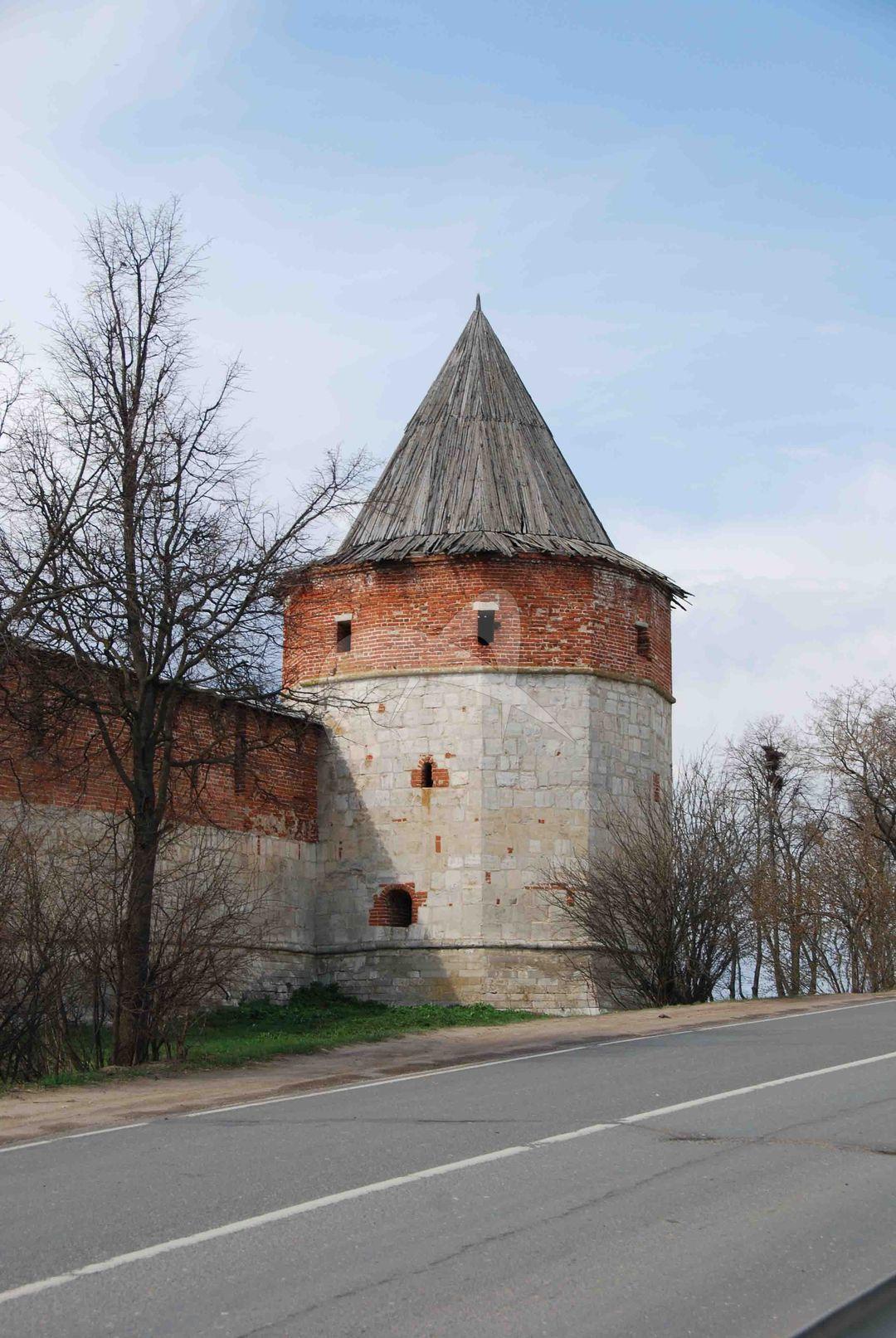 Северо-восточная башня, Ансамбль Зарайского кремля