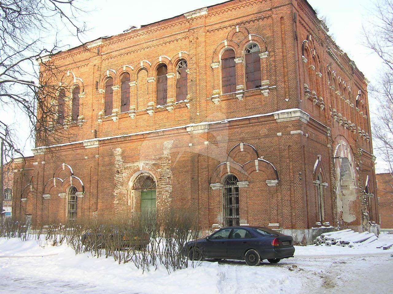 Церковь Казанской иконы Божией Матери, 1881-1889 гг., Монастырь Казанский