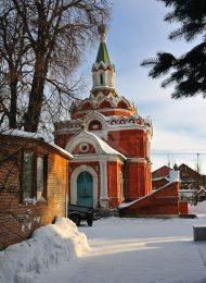 Церковь Вознесения, ХIХв., усадьба Троицкое-Кайнарджи, ХVIII-ХIХ вв.