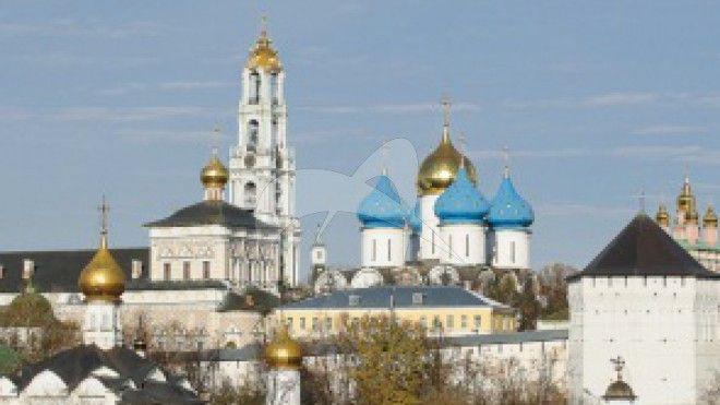 Водяная башня, Ансамбль Троице-Сергиевской лавры