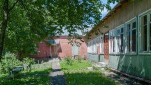 Кухонный корпус, 2-я половина XVIII в., арх. В.И. Баженов (?), усадьба «Марьинка»