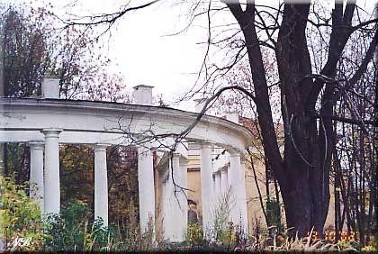 Западный флигель, арх. Ф.П. Казие, усадьба Пехра-Яковлевская, 1770-1785 гг.