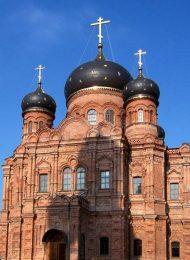 Собор Преображения Господня, 1899 г., Спасо-Преображенский Гуслицкий монастырь