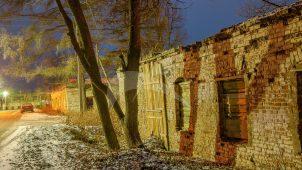 Служебное здание, усадьба Обольянинова, ХVIII в.