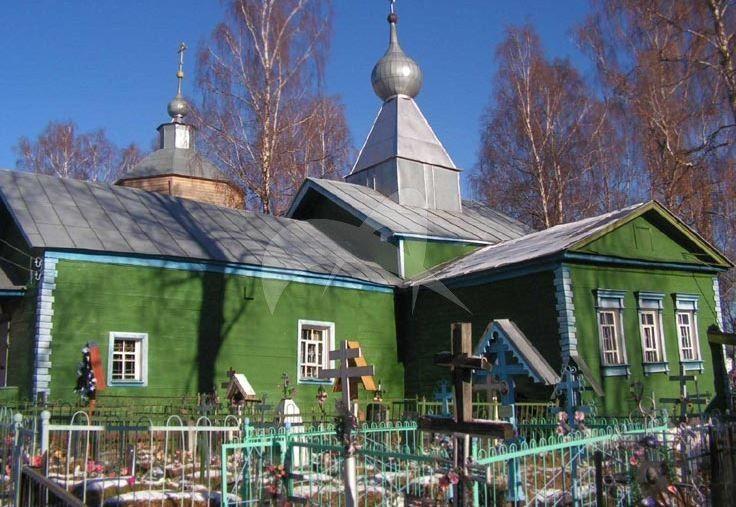 Церковь Рождества Христова (деревянная), начало XVIII в.