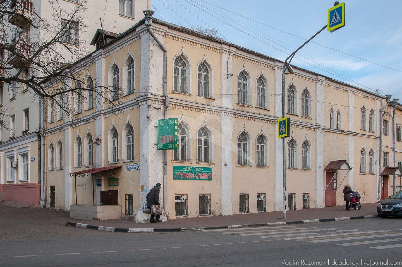 Гостиница зимняя (старая), гостиничный комплекс Николо-Угрешского монастыря