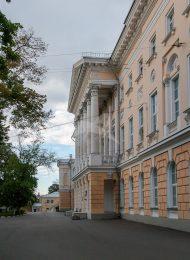 Хирургический корпус,  1911 г.,  архитектор З.И. Иванов, Яузская городская больница