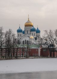 Николо-Угрешский монастырь, ХVI-ХVII вв.