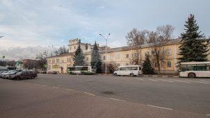 Гостиница зимняя (новая), гостиничный комплекс Николо-Угрешского монастыря