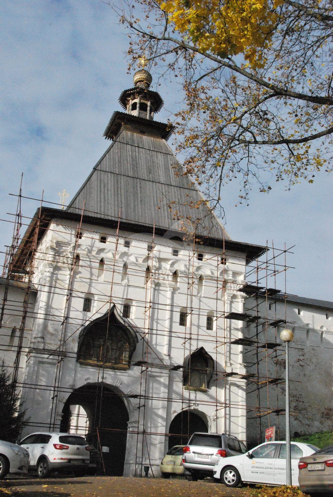 Ансамбль Саввино-Сторожевского монастыря, ХV-ХVII вв.