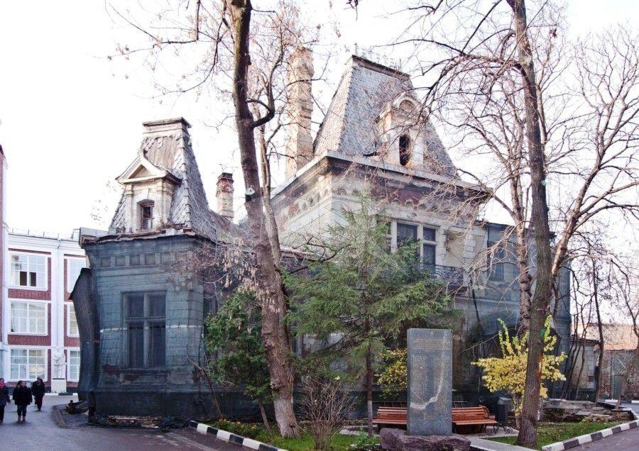 Особняк Г.И. Симоно, 1898 г., архитектор Р.И. Клейн