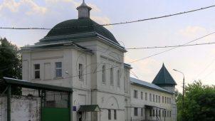 Церковь Василия Великого, 1840 г., монастырь Николаевская Берлюковская Пустынь