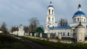 Ограда с воротами и башнями, 1820-1830-е гг., Успенского собора