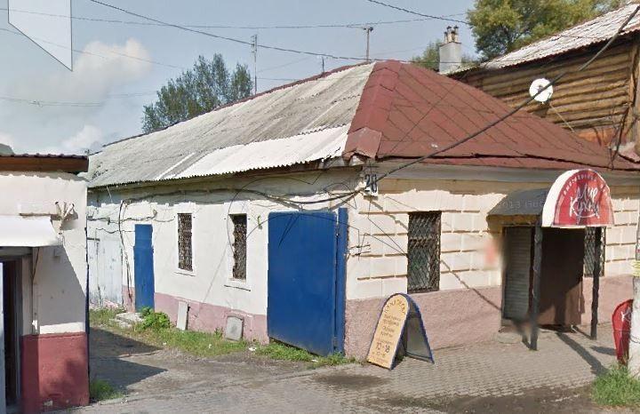 Восточный флигель, усадьба городская, середина XIX — началоХХ вв.