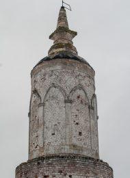 Башня юго-западная большая, Ансамбль Бобренева монастыря