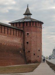Башня Грановитая, Кремль