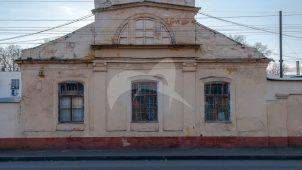 Хозяйственная постройка, усадьба Осетрова