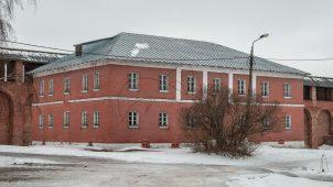 Кельи, Брусненский монастырь, ХVI-ХVIII вв.