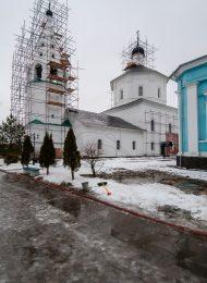 Старо-Федоровская церковь (церковь Рождества Богородицы), Ансамбль Бобренева монастыря, ХVII-ХVIII вв.