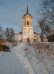 Церковь Иоанна Предтечи, усадьба Гончаровых, 1770 г.