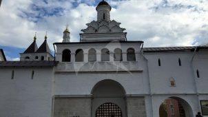 Церковь святого мученика Феодота Анкирского, Владычный монастырь, ХVI-ХVIII вв.