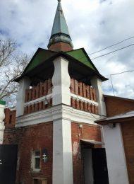 Северные врата, Владычный монастырь, ХVI-ХVIII вв.