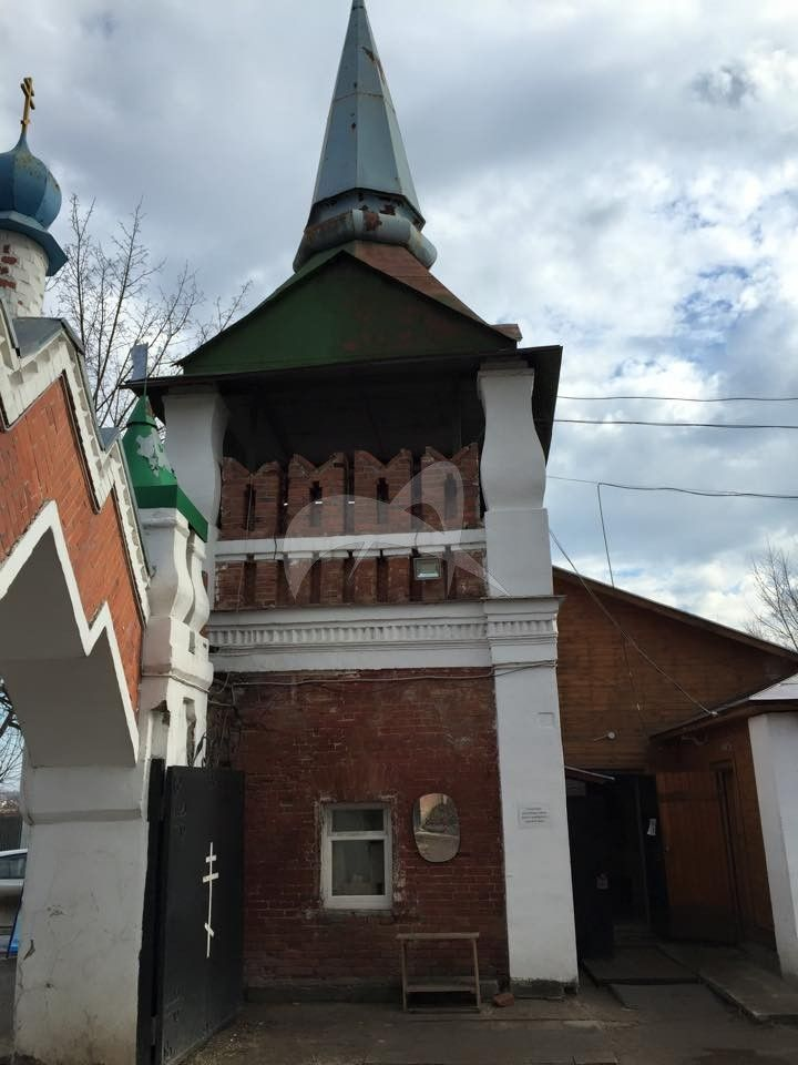 Монастырская постройка, Владычный монастырь, ХVI-ХVIII вв.