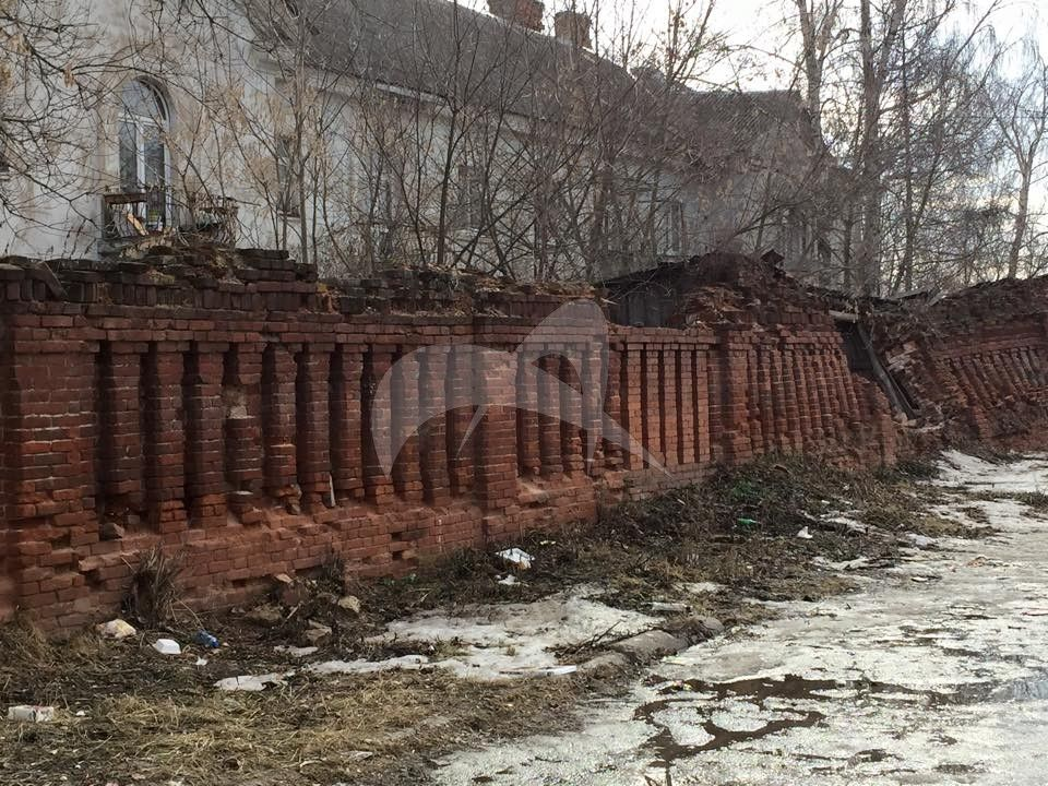 Новая ограда, Владычный монастырь, ХVI-ХVIII вв.