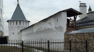 Ограда, Высоцкий монастырь, ХV-ХVIII вв.