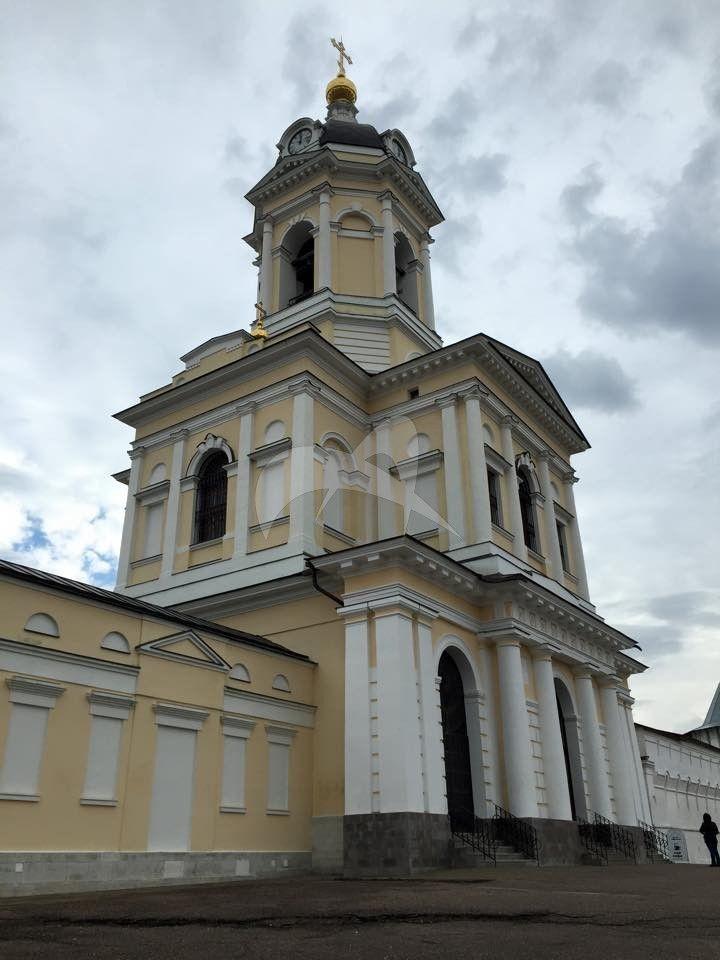 Церковь Трех Святителей, Высоцкий монастырь, ХV-ХVIII вв.