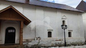 Келейный корпус, Владычный монастырь, ХVI-ХVIII вв.