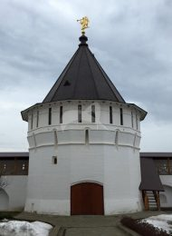 Башни, Высоцкий монастырь, ХV-ХVIII вв.