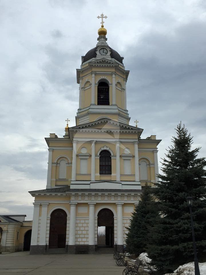 Колокольня надвратная, Высоцкий монастырь, ХV-ХVIII вв.
