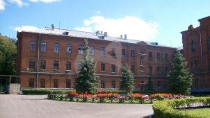 Хозяйственная постройка, комплекс Московской окружной психиатрической лечебницы, 1902-1907 гг.