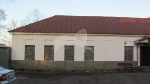 Конюшня, 1780-е гг., арх. М.Ф. Казаков, усадьба Петровское-Алабино (Демидовых), ХVIII в., усадьба «Петровское», 2-я половина XVIII в.