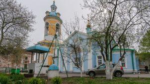 Колокольня, усадьба Петровское-Алабино (Демидовых), ХVIII в., усадьба «Петровское», 2-я половина XVIII в.