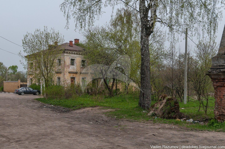 Флигель северо-западный, 1776-1780 гг., усадьба Петровское-Алабино (Демидовых), ХVIII в., усадьба «Петровское», 2-я половина XVIII в.