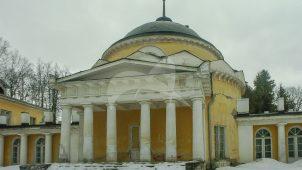 Мавзолей, усадьба Суханово, ХIХ в.