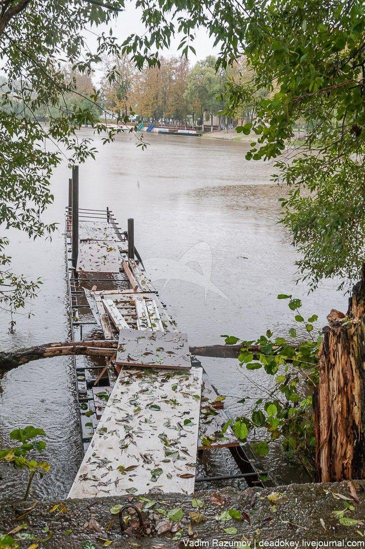 Парк с прудами, начало ХХ в., усадьба «Сонино»