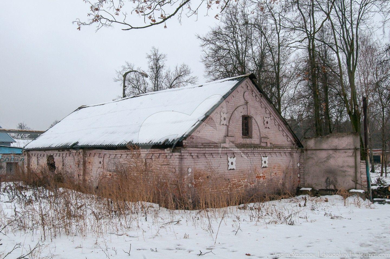 Ледник, усадьба «Тимохово», XIX в.