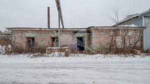 Хозяйственная постройка северо-восточная, усадьба «Тимохово», XIX в.