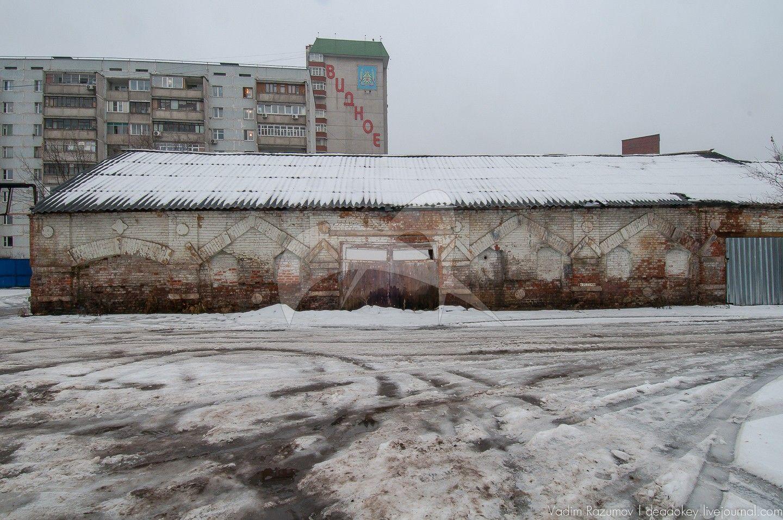 Флигель северный конного двора, усадьба «Тимохово», XIX в.