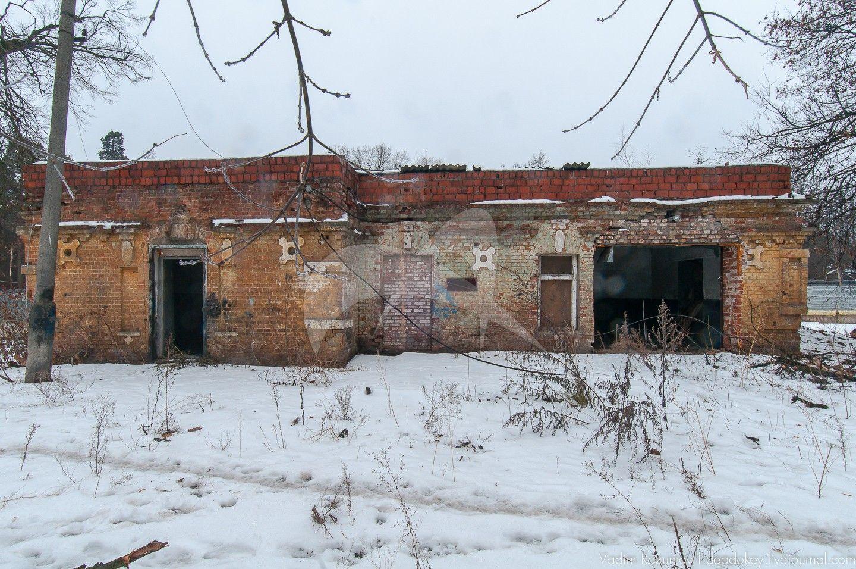 Хозяйственная постройка юго-восточная, усадьба «Тимохово», XIX в.