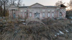 «Белый домик», 1809-1811 гг., 1860-е гг., усадьба «Никольское-Урюпино»